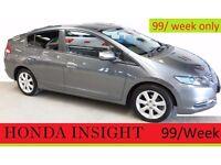 PCO Car Hire service TOYOTA PRIUS Honda Insight Hybrid PCO Licensed Cheapest