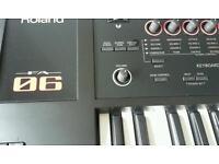 Roland FA06 Keyboard/Workstation
