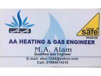 AA Heating & Gas Engineer