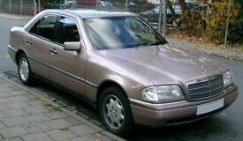 Breaking mercedes C class W202 - All parts available - exterior & interior parts -