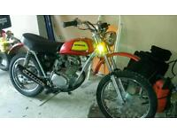 HONDA SL 100 K2
