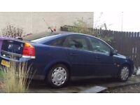 Spares/repair 2005 vectra