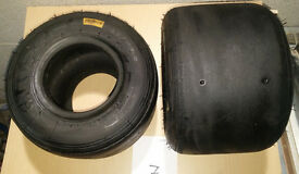 Job lot of Go-Kart wheels / tyres (used) SEE PHOTOS