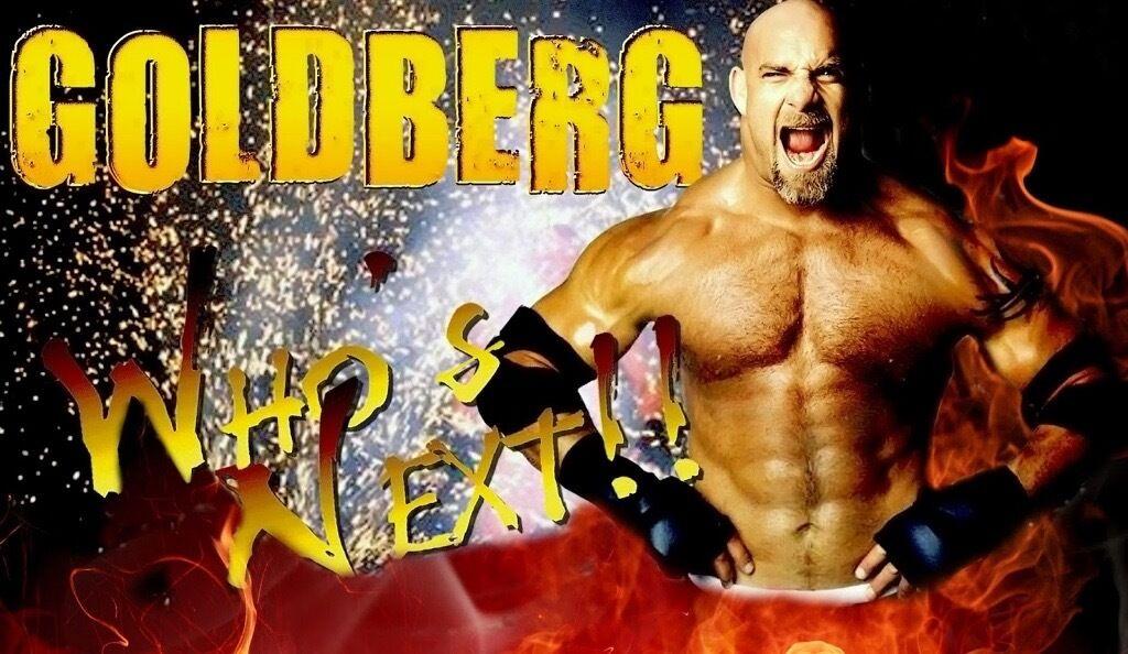 *WWE* An Evening With Goldberg *Meet & Greet*