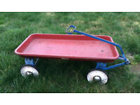 Triang 1960s child's trolley
