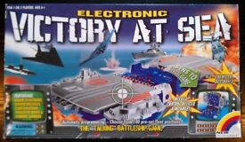 REPLACEMENT PARTS: Electronic 'Victory At Sea' Game (price per part)