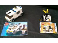 Selection of LEGO Sets City Expedition with instructions 7245 7409 from £5 each