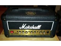 Marshall DSL-1 50th Anniversary head (Limited Edition 2012)