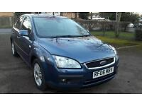 FORD FOCUS 1.6 CDTI GHIA 5DR ** DIESEL AUTOMATIC ** LOW MILEAGE **