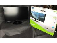 "New Acer 27"" full HD widescreen monitor 27 inch monitor"