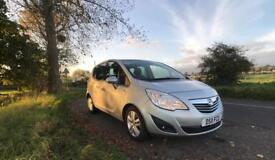 Vauxhall Meriva 2011 1.4 16v