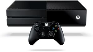 Xbox one with lots of games