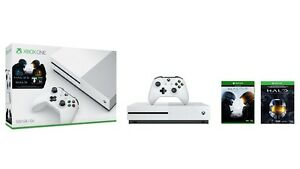 Xbox One S Halo 5/Mater Chief Bundle Brand New $350!