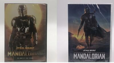 The Mandalorian : Complete Series Seasons 1-2 1 2 (DVD Set) Brand New Region 1