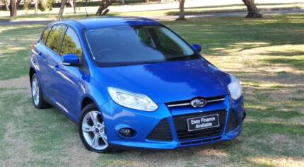 2013 Ford Focus Trend LW MKII Auto MY14 Welshpool Canning Area Preview