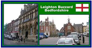 LEIGHTON-BUZZARD-BEDFORDSHIRE-SOUVENIR-FRIDGE-MAGNET-BRAND-NEW