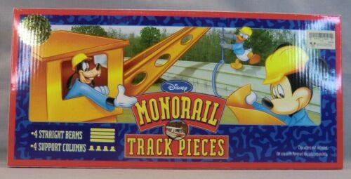 Walt Disney World 12714001 MONORAIL Track Pieces - Straight Set