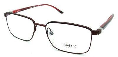 Starck Eyes Mikli Rx Eyeglasses Frames SH3025 0017 57-17-145 Blue Grey Striped