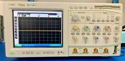 Agilent 54831d 416-channel 600 Mhz Mixed-signal Infiniium Oscilloscope