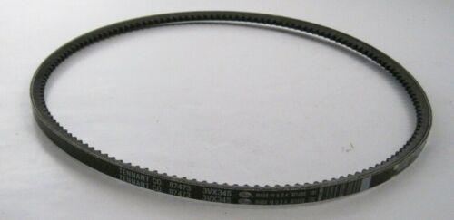 Genuine TENNANT 87473 Cogged V-Belt (3VX345) - Prepaid Shipping