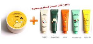 Tonymoly-Pokemon-Gorapaduck-Cheese-Firming-Cream-300ml-Hand-Cream-Random