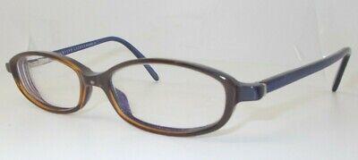 Ralph Lauren Eyeglass Frames RL648 K4W 47-14-135 Navy over Orange