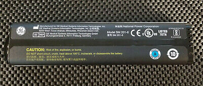 Ge Replacement Battery For Dash 3000 Dash 4000dash 5000 Monitors - Oem New