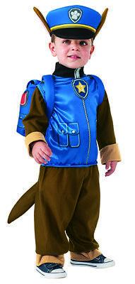 Chase Paw Patrol  Kostüm für Kinder Original