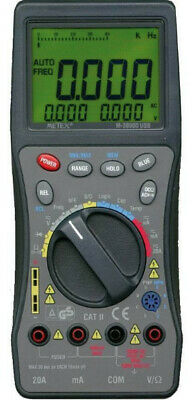 Voltcraft Dmm M-3890dt Usb True Rms Multimeter