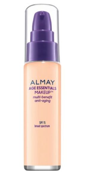 Almay Age Essentials Makeup Foundation, 100,110,120,130,140,