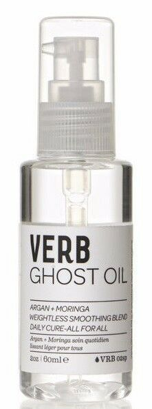 verb Ghost Oil Argan Plus Moringa, 2 oz.