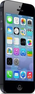 iPhone 5 32 GB Black Fido -- No questions asked returns for 30 days