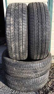 4 pneus 4 saisons General Altimax RT 43 205/65/15 à vendre
