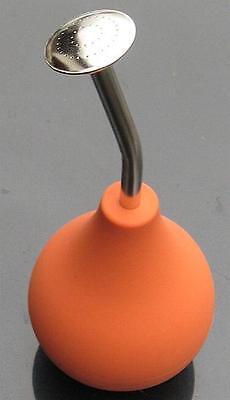 BONSAI Ballbrause orange z.Gießen und Nass Filzen