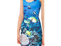 Black Milk - Reef Dress - Limited Rare Item - BNWT
