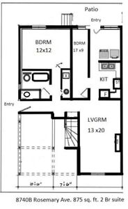 Large 2 Br Ground Floor South Central Richmond