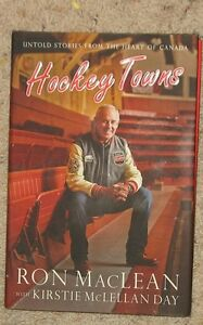 Hockey Towns - Untold stories from the heart of Canada -
