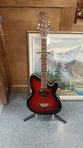 Electric Acoustic Guitar by Mansfield **Christmas Gift Alert**