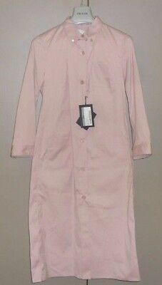 Authentic PRADA Belted Trench Coat ALABASTRO SIZE 8 with Belt