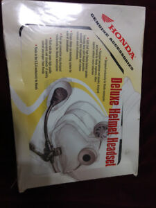 New Unopened Sealed Honda Deluxe Helmet Headset Goldwing