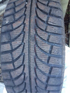 Pneus d'hiver , Winter tires 235/55/17