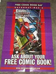 Ultimate-Spider-man-Marvel-Comics-Universe-34-by-22-comic-book-promo-poster-1