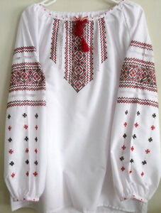 Embroidered  Women's Blouses