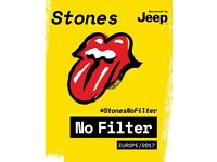 ROLLING STONES CARDIFF***CHEAP SEATS AVAILABLE***FRIDAY 15TH JUNE