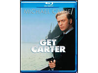 Get Carter (Michael Caine classic) BLU-RAY