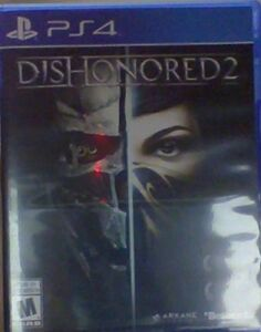 Dishonored 2 | PS4 *PICK-UP ONLY*