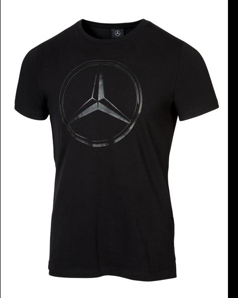 Original Mercedes-Benz T-Shirt Herren Mercedes Stern Logo (S-XXL) B66958319