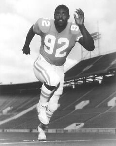1982 Tennessee Volunteers REGGIE WHITE Vintage 8x10 Photo NCAA College Print
