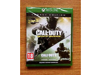 Call of Duty (COD) Infinite Warfare - Legacy Edition, for Xbox One - Brand New