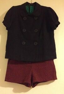 Winter Shorts/Jacket-Set $15 Moonee Ponds Moonee Valley Preview